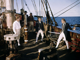 Les revoltes du Bounty MUTINY ON THE BOUNTY by LewisMilestone and CarolReed with Marlon Brando and  Photo
