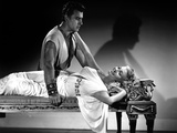 SALOME : The Dance of the Seven Veils by William Dieterle with Rita Hayworth and Stewart Granger, 1 Foto