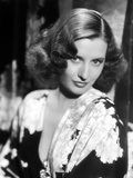 L'actrice americaine Barbara Stanwyck (1907- 1990) dans les annees 30 IN THE 30'S (b/w photo) Photo