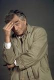 telefilm COLUMBO: STRANGE BEDFELLOWS, Peter Falk (inspecteur Columbo), 1995 COLUMBO TV, 1971-2003 ( Foto