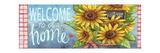 Sunflower Bucket Mail Giclee Print by Melinda Hipsher