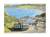 The Great Orme, Llandudno Giclee Print by Trevor Mitchell