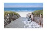 Beach Bike 2 Giclee Print by Zhen-Huan Lu