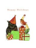Christmas Time Impressão giclée por Cherie Roe Dirksen
