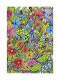 Fairy Garden Impressão giclée por Cherie Roe Dirksen
