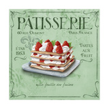 Patisserie 5 Giclee Print by Fiona Stokes-Gilbert