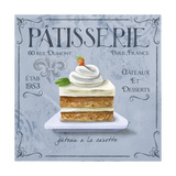 Patisserie 9 Giclee Print by Fiona Stokes-Gilbert