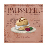 Patisserie 11 Giclee Print by Fiona Stokes-Gilbert