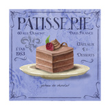 Patisserie 6 Giclee Print by Fiona Stokes-Gilbert