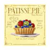 Patisserie 7 Giclee Print by Fiona Stokes-Gilbert