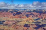 Arizona, Grand Canyon National Park, South Rim, Mather Point Premium Photographic Print by John & Lisa Merrill