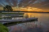 USA, Minnesota, Walker, Leech Lake Premium Photographic Print by Peter Hawkins