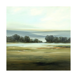 Our Land Premium Giclee Print by Lisa Ridgers