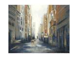 Street Art Premium Giclee Print by Liz Jardine