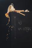 A Study With Free Fall Valokuvavedos tekijänä Dina Belenko