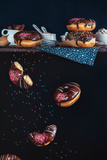 Donuts From the Top Shelf Reproduction photographique par Dina Belenko