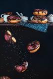 Donuts From the Top Shelf Valokuvavedos tekijänä Dina Belenko