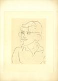 Mlle Annelies Nelck Edizioni premium di Henri Matisse