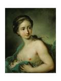 Vår Giclee-trykk av Rosalba Carriera