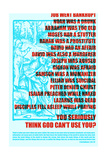 Think God Can't Use You Poster