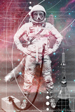 Astronaut Fox Láminas