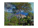 View of Bordhighera, Italy. Giclée-Druck von Claude Monet