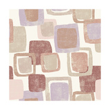 Blocks Blush Affiches par  Wild Apple Portfolio