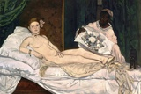 Olympia Prints by Edouard Manet