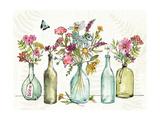 Simply Petals I Prints by Anne Tavoletti
