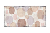 Blush Drips Prints by Michael Mullan