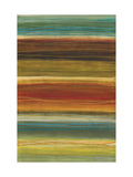 Organic Layers II - Stripes, Layers Julisteet tekijänä Jeni Lee