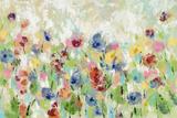 Springtime Meadow Flowers Prints by Silvia Vassileva