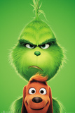 The Grinch - Grinch and Max Poster
