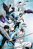 Tokyo Ghoul RE Posters