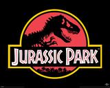 Jurassic Park - Classic Logo Stampe
