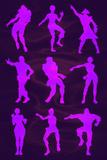 Dance Moves Plakater