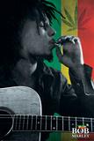 Bob Marley - Smoke Plakater
