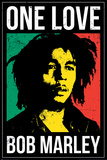 Bob Marley - One Love Lámina