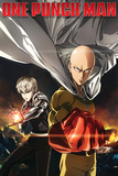 One Punch Man - Destruction Posters
