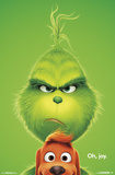 THE GRINCH - KEY ART Poster