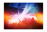 Music Concert. Instagram Effect Prints by  soupstock