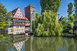 Executioner's Bridge in Nuremberg, Germany Photographic Print by  SeanPavonePhoto