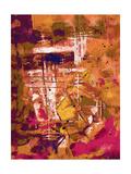 Abstract Painting Premium Giclee-trykk av Andriy Zholudyev