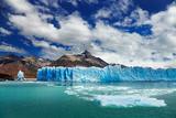 Perito Moreno Glacier, Argentino Lake, Patagonia, Argentina Fotografisk trykk av  DmitryP