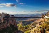 Constantine, the City of Bridges, Algeria Fotografisk trykk av  DmitryP