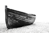 A Stranded Boat Kunstdrucke von  Dutourdumonde