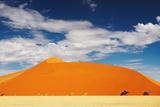 Dunes of Namib Desert Fotografisk trykk av  DmitryP