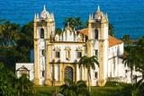 Santo Antonio Do Carmo Church in Olinda near Recife Pernambuco State Brazil Fotografisk trykk av  OSTILL