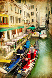 Amazing Venice - Artwork In Painting Style Prints by  Maugli-l