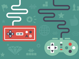 Gaming Controllers Posters por  jhans